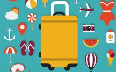Viajando sólo con equipaje de mano